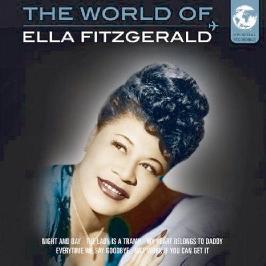 The world of Ella Fitzgerald 2 CDs