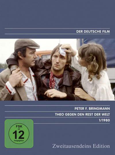 Theo gegen den Rest der Welt. DVD.