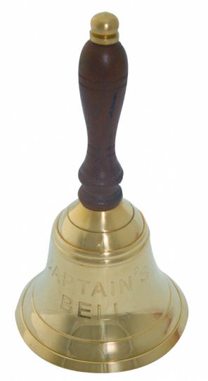 Tischglocke »Captain's Bell«.