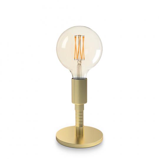 Tischlampe »Luna«, gold.