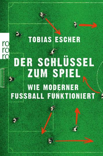 Tobias Escher. Der Schlüssel zum Spiel. Wie moderner Fußball funktioniert.