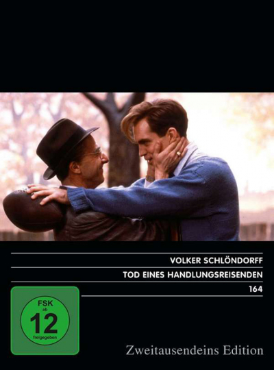Tod eines Handlungsreisenden. DVD.
