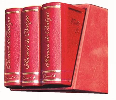 Tolldreiste Geschichten 3 Bände - Leder-Mini-Ausgabe im Schuber