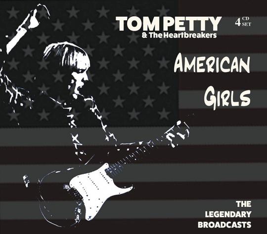 Tom Petty & The Heartbreakers. American Girls. 4 CDs.