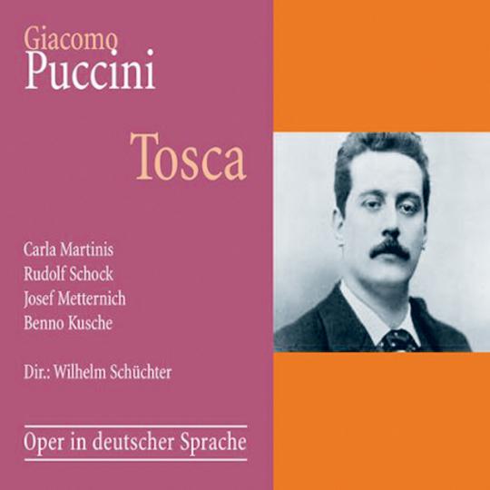 Tosca - Hamburg 1953  2 CDs