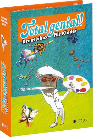 Total genial! Kreativbox für Kinder.