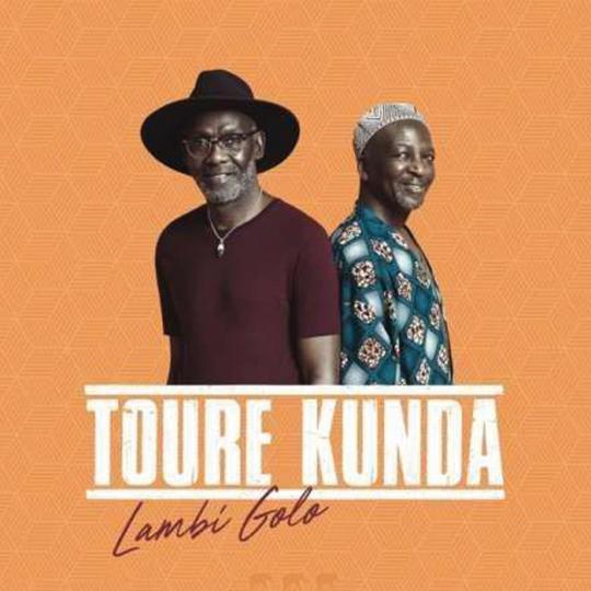 Toure Kunda. Lambi Golo. CD.