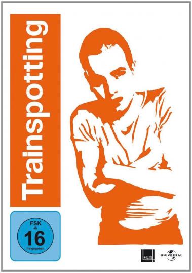 Trainspotting. DVD.