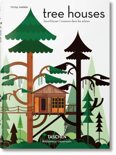 Tree Houses. Fairy-Tale Castles in the Air.