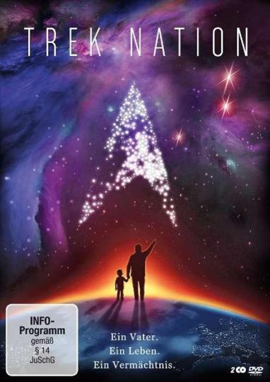Trek Nation (OmU). 2 DVDs.