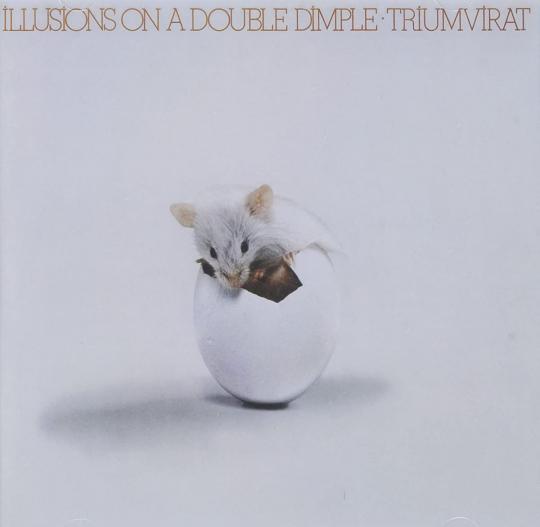 Triumvirat. Illusions On A Double Dimple. CD.