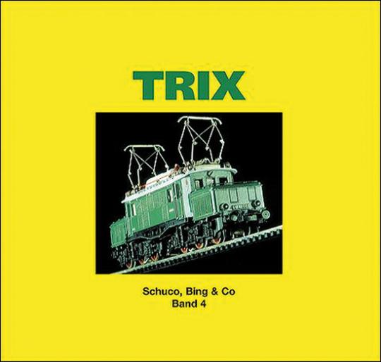 TRIX. Berühmtes Blechspielzeug aus Nürnberg.
