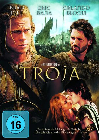 Troja DVD