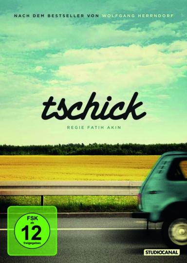 Tschick. DVD.