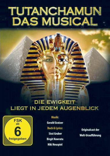 Tutanchamun - Das Musical DVD