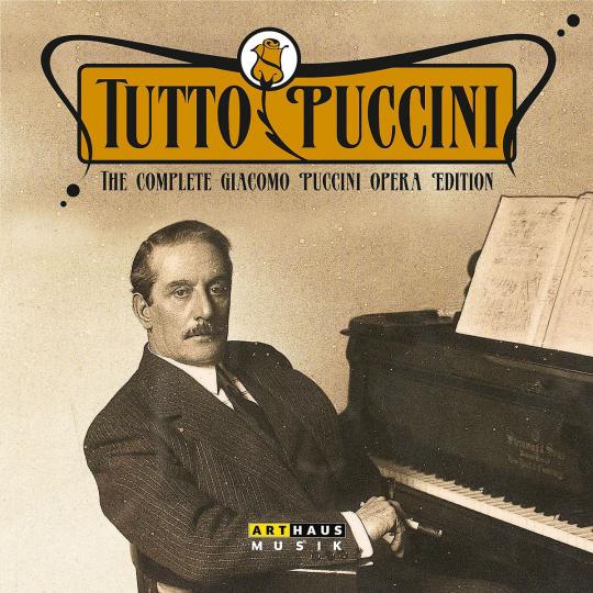 Tutto Puccini. Complete Puccini Opera Edition.