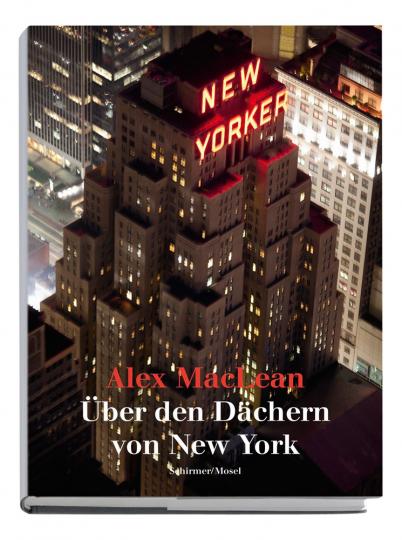 Über den Dächern von New York.