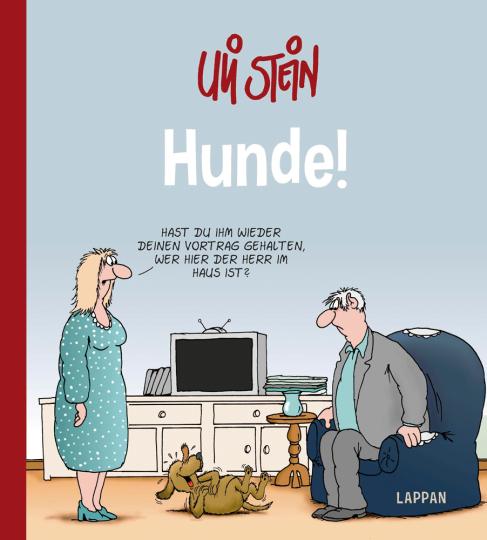 Uli Stein. Hunde!