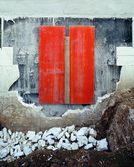 Ulrich Hensel. Nr. 18, Düsseldorf, Hans-Vilz-Weg, I, 2003.