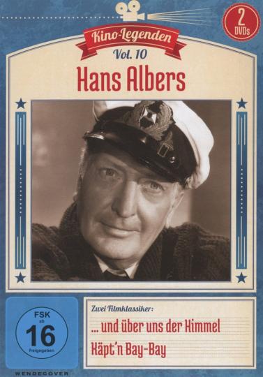 Hans Albers - Kino Legenden. 2 DVDs.