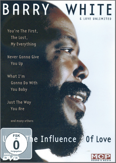 Under the Influence of Love DVD