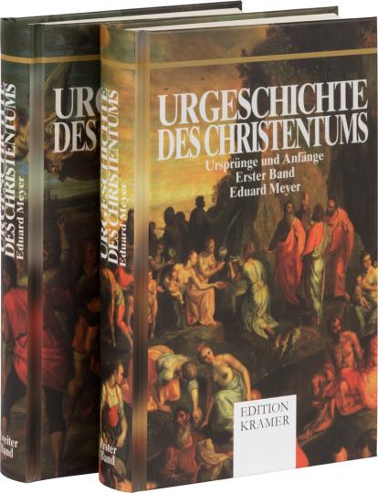 Urgeschichte des Christentums. Ursprünge und Anfänge.