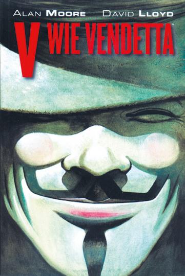 V wie Vendetta - Gesamtausgabe.