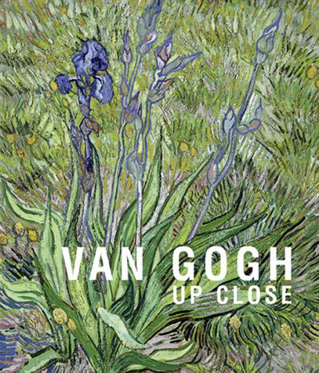 Van Gogh. Up Close.