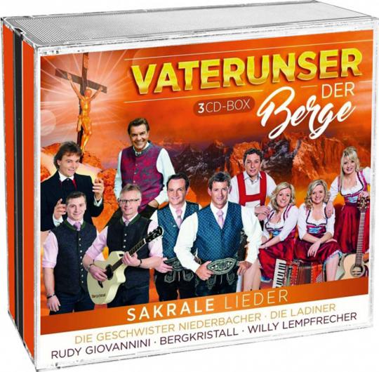 Vaterunser der Berge. 3 CDs.