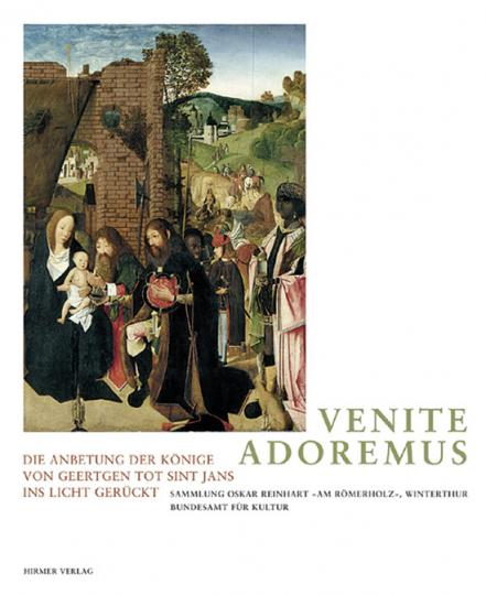 Venite, adoremus. Die Anbetung der Könige von Geertgen tot Sint Jans ins Licht gerückt.
