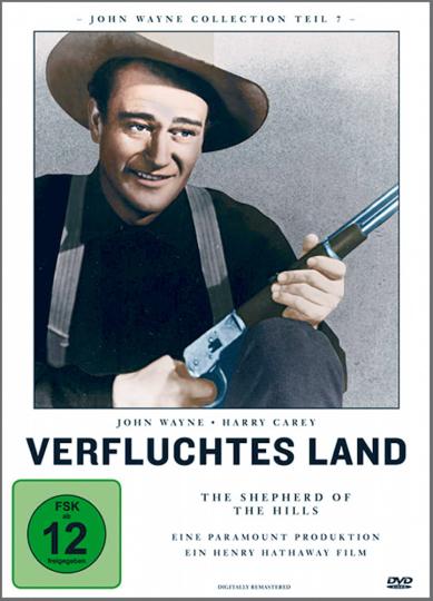 Verfluchtes Land DVD