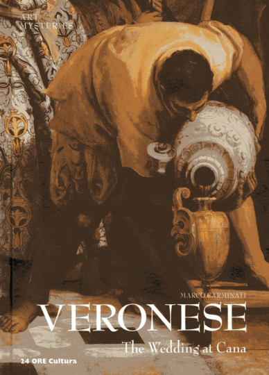 Veronese. Die Hochzeit von Kanaa. Art Mysteries.