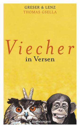 Viecher in Versen.