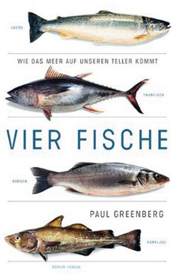 Vier Fische. Wie das Meer auf unseren Teller kommt.