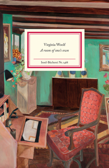 Virginia Woolf. A Room of One's Own.
