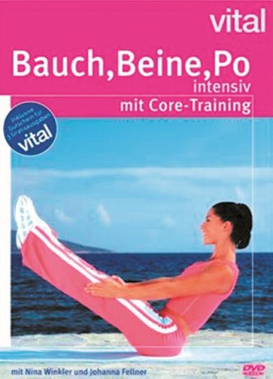 VITAL Bauch, Beine, Po intensiv mit core-training DVD