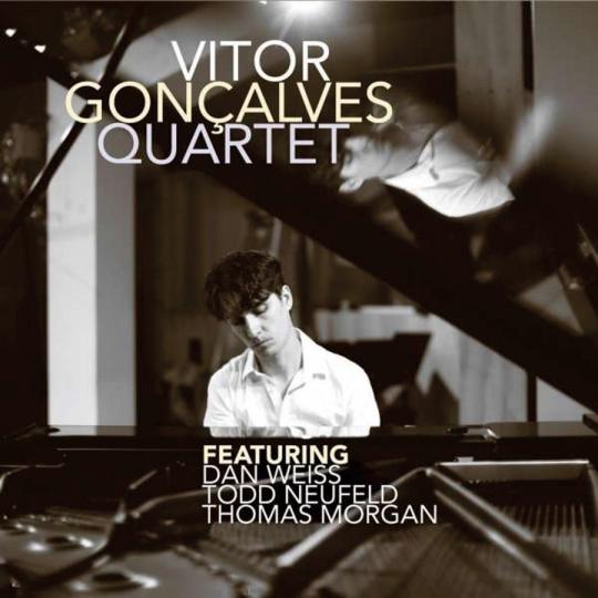 Vitor Goncalves Quartet. CD.