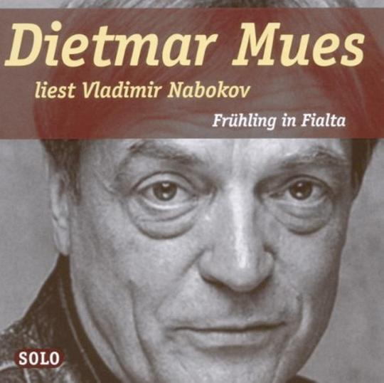 Vladimir Nabokov - Frühling in Fialta CD