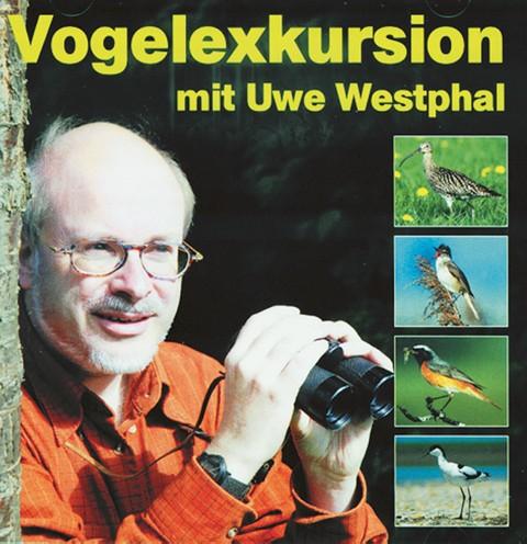 Vogelexkursion mit Uwe Westphal CD