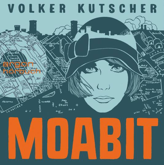 Volker Kutscher. Moabit. 2 CDs.