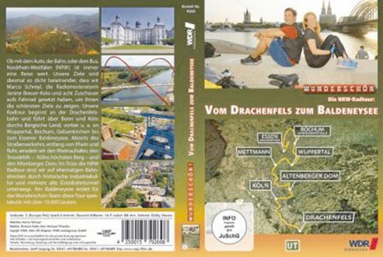 Vom Drachenfels zum Baldeneysee DVD