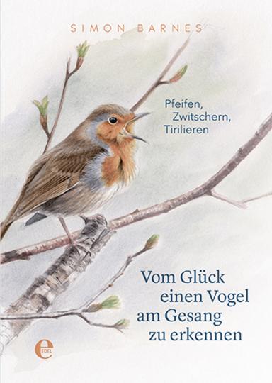 Vom Glück einen Vogel am Gesang zu erkennen. Pfeifen, Zwitschern, Trillieren.