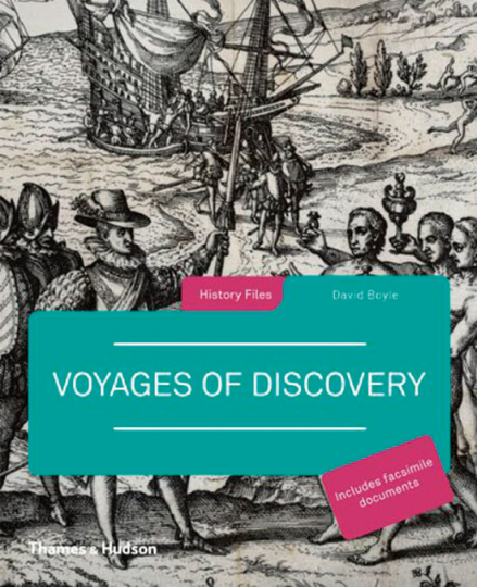 Voyages of Discovery. Entdeckungsreisen.