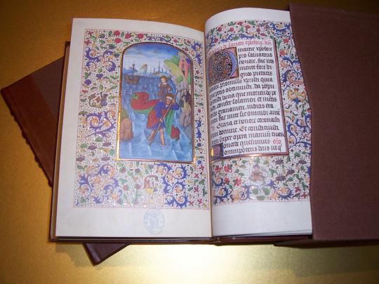 Vrelant-Stundenbuch. Stundenbuch der Leonor de la Vega.