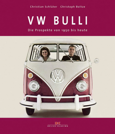VW Bulli. Die Prospekte von 1950 bis heute.