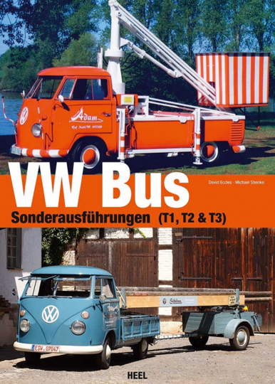 VW Bus Sonderausführungen. T1, T2 & T3.