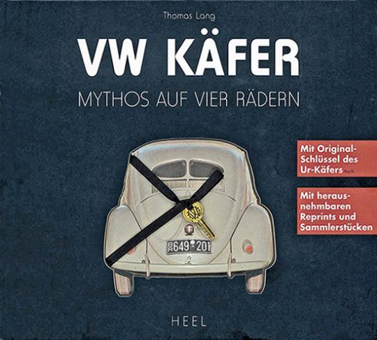 VW Käfer. Mythos auf vier Rädern.