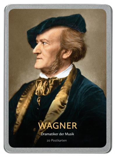 Wagner. Dramatiker der Musik. 20 Postkarten.