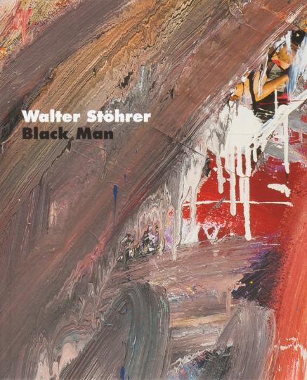 Walter Stöhrer. Black Man.