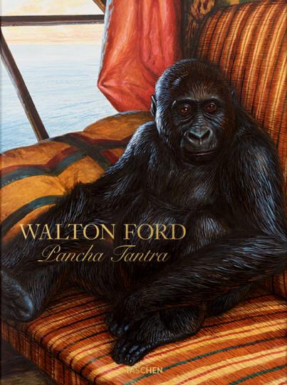 Walton Ford. Pancha Tantra.